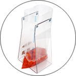 Stomacher sterile lab blender homogenizer bags
