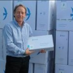Gary Ross, new CEO of Seward Laboratory Systems Inc.